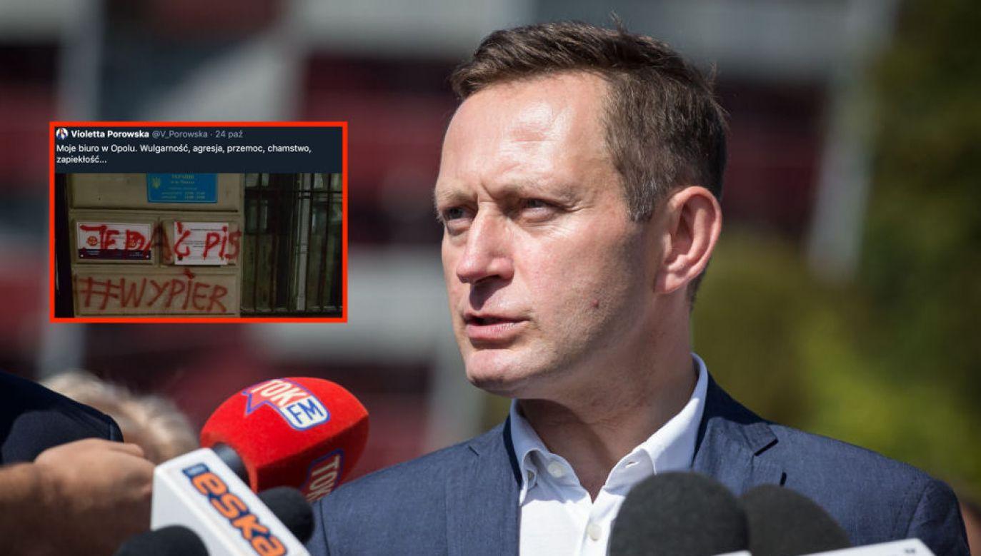 Aborcja w Polsce. Mocny komentarz Pawła Rabieja (fot. Mateusz Wlodarczyk/NurPhoto via Getty Images)