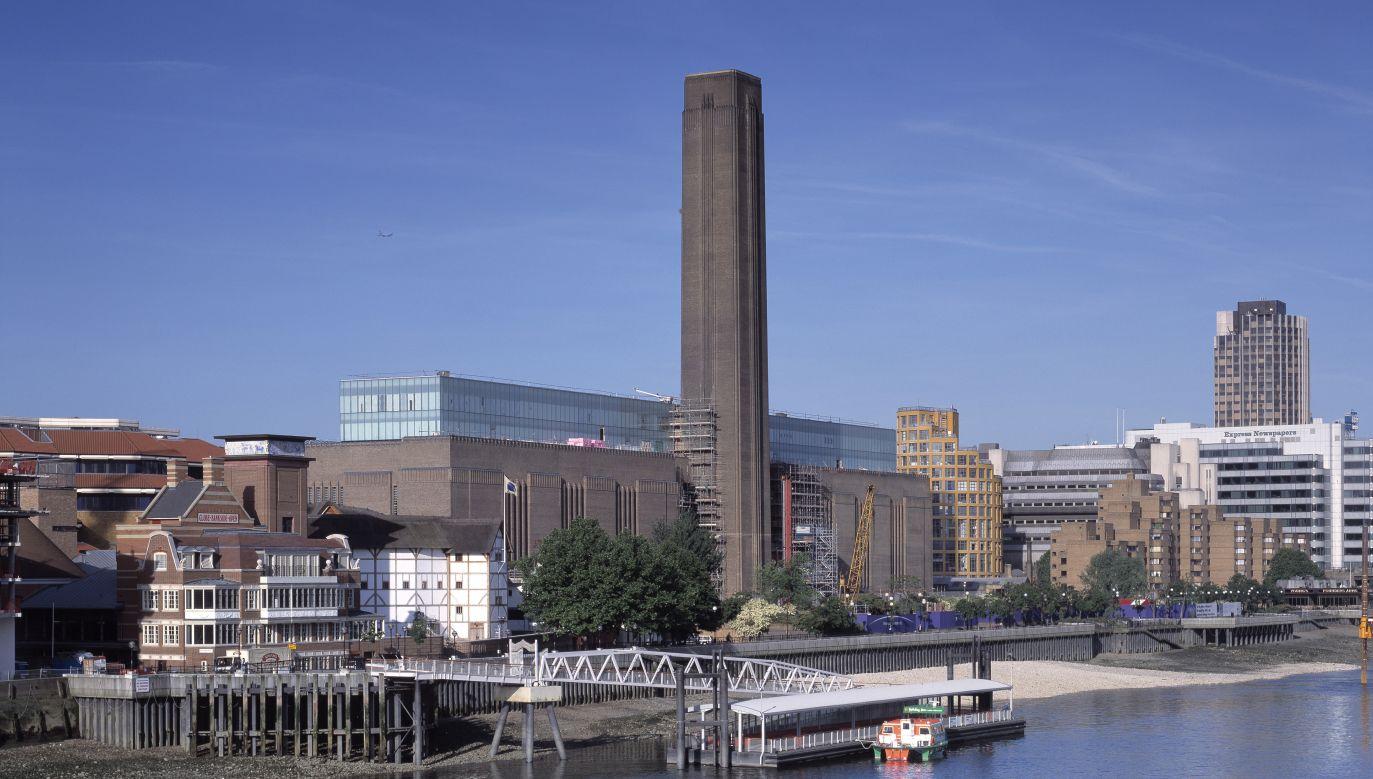 W ubiegłym roku Tate Modern odwiedziło blisko 6 mln osób (fot. View Pictures/Universal Images Group via Getty Images)