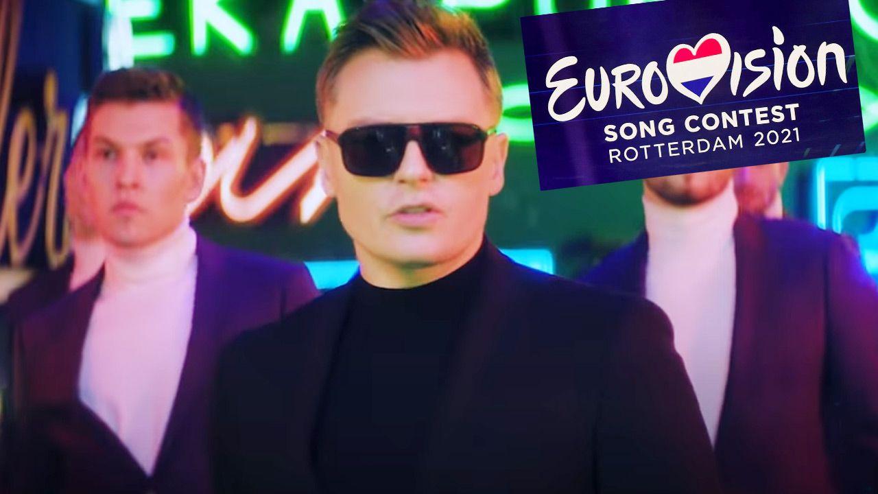 Eurovisión 2021: la actuación de Raphael Brzuzovsky [WIDEO]