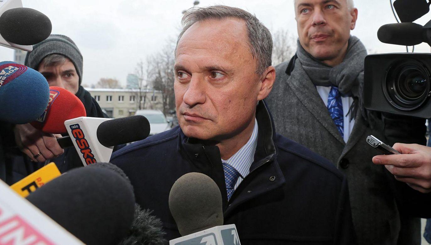 Leszek Czarnecki to znany biznesmen (fot. PAP/Andrzej Grygiel)