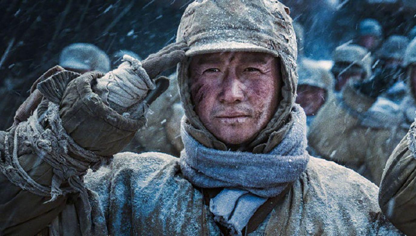 """Film """"Battle of Lake Changjin"""", w samych Chinach zgarnął 203 miliony dolarów (fot. Materiały prasowe)"""