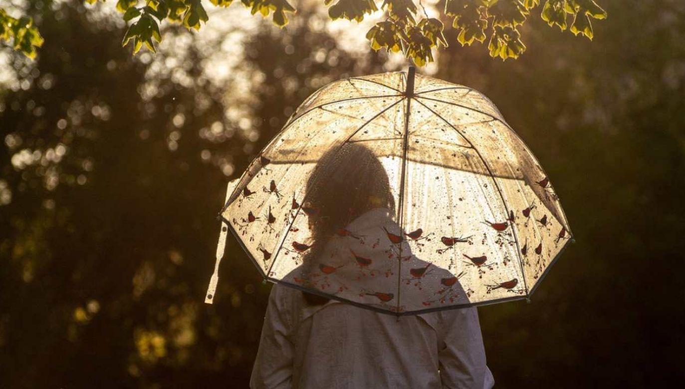 W niedzielę warto wziąć ze sobą parasol (fot.Pixabay/ wal_172619)