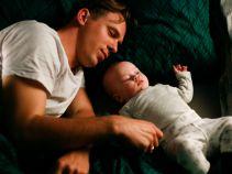 Dla Kaszuby bycie samotnym ojcem to nie lada wyzwanie (fot. A. Rybak)
