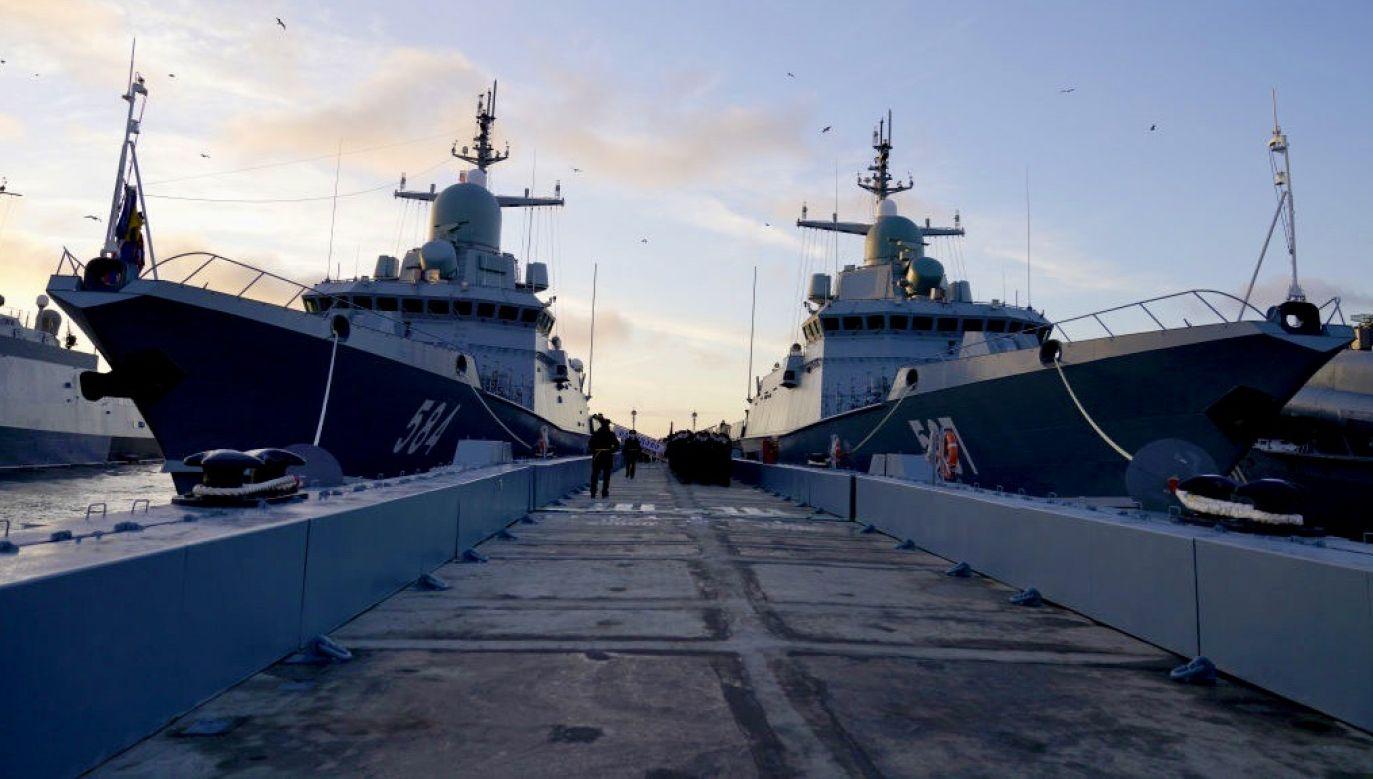 Zostanie utworzona w ramach 11. Korpusu Armijnego wojsk lądowych i obrony wybrzeża Floty Bałtyckiej (fot. Vitaly Nevar\TASS via Getty Images)