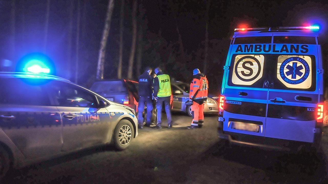 Dziecka nie udało się uratować (fot. PAP/Marek Kliński, zdjęcie ilustracyjne)
