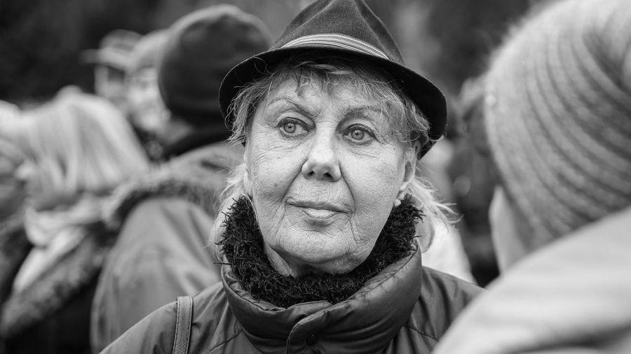 Zmarła aktorka, Krystyna Kołodziejczyk. Miała 82 lata