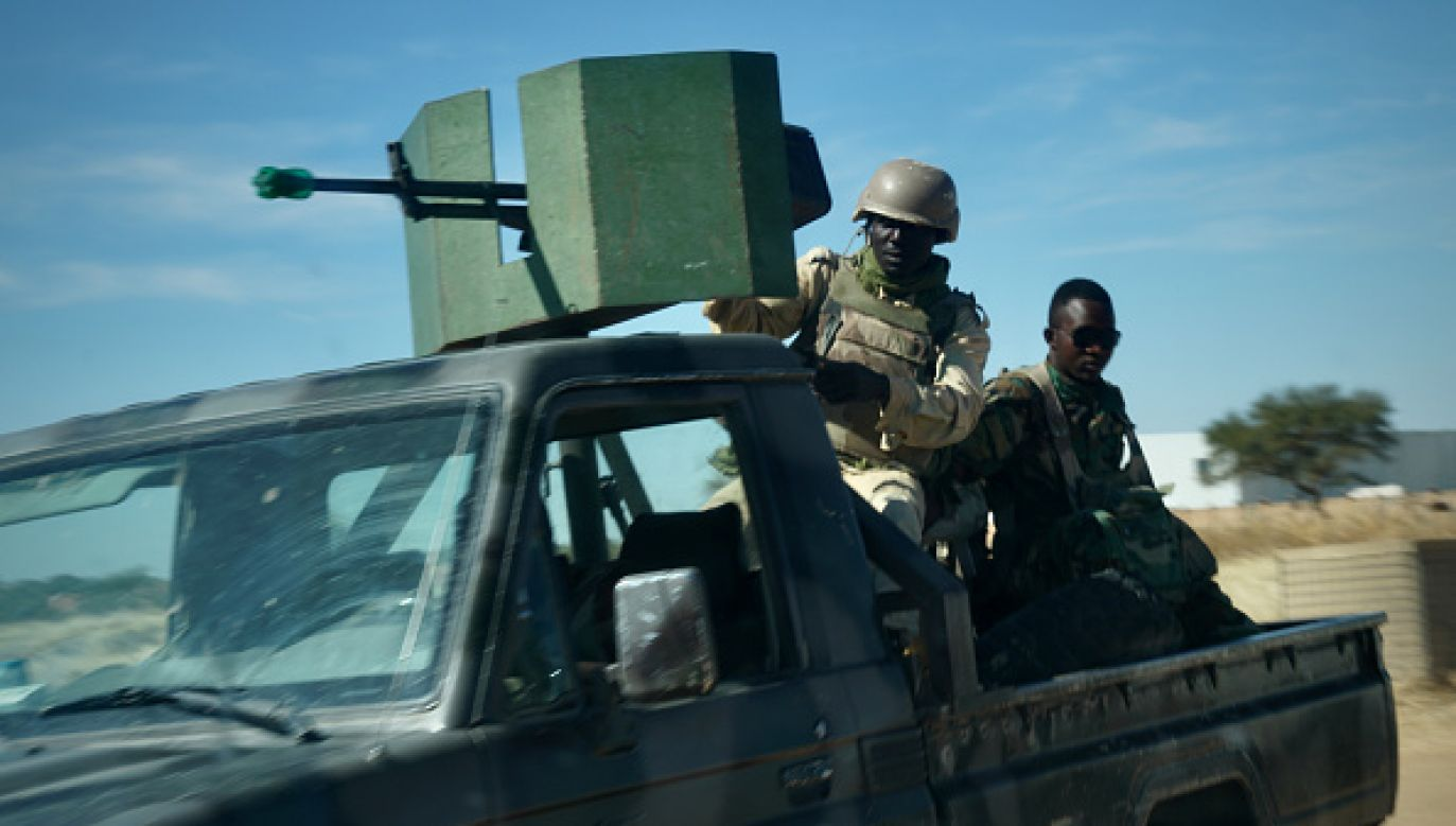 Trzech żołnierzy jest rannych (fot. Getty Images)