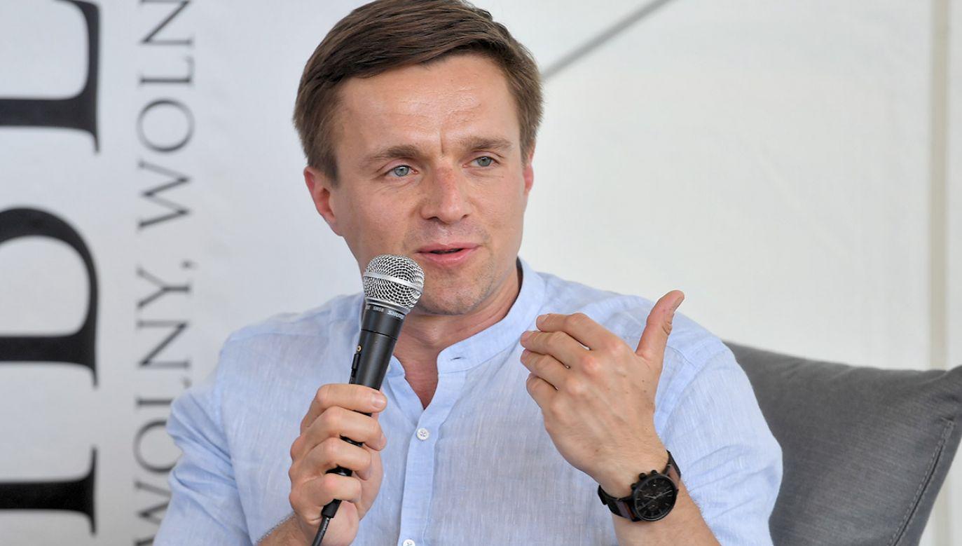 Leszek Jażdżewski skomentował wyniki badania o zaufaniu do polityków (fot. arch.PAP/Marcin Gadomski)