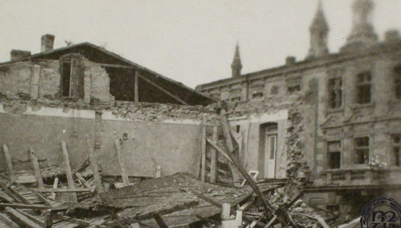Za kilka dni będziemy uczestniczyć w uroczystościach związanych z obchodami 80. rocznicy wybuchu II wojny światowej (fot. yt/Gmina Wieluń)