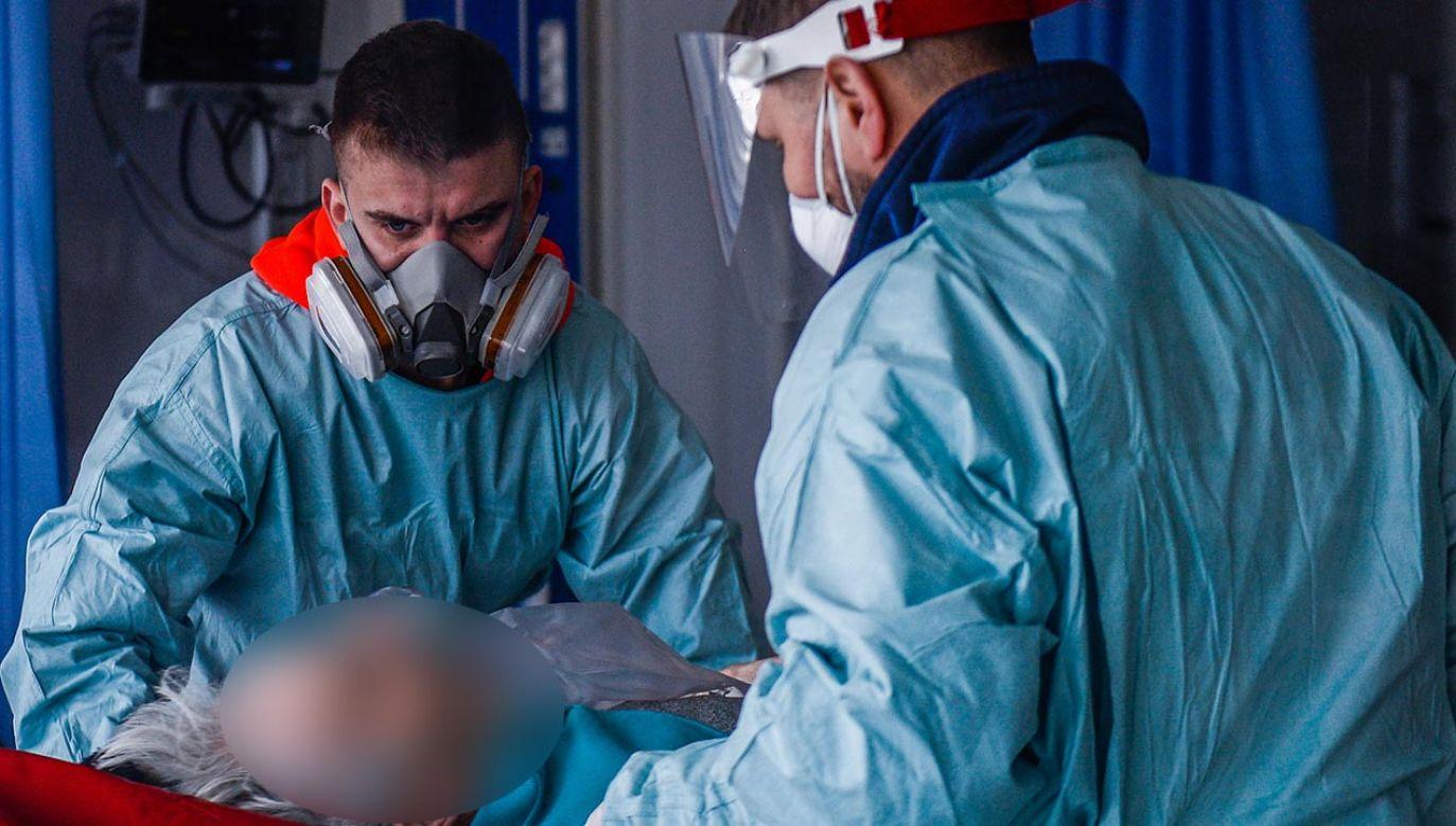 Nowe dane o epidemii koronawirusa w Polsce – niedziela 18 kwietnia 2021 (fot. Omar Marques/Getty Images)