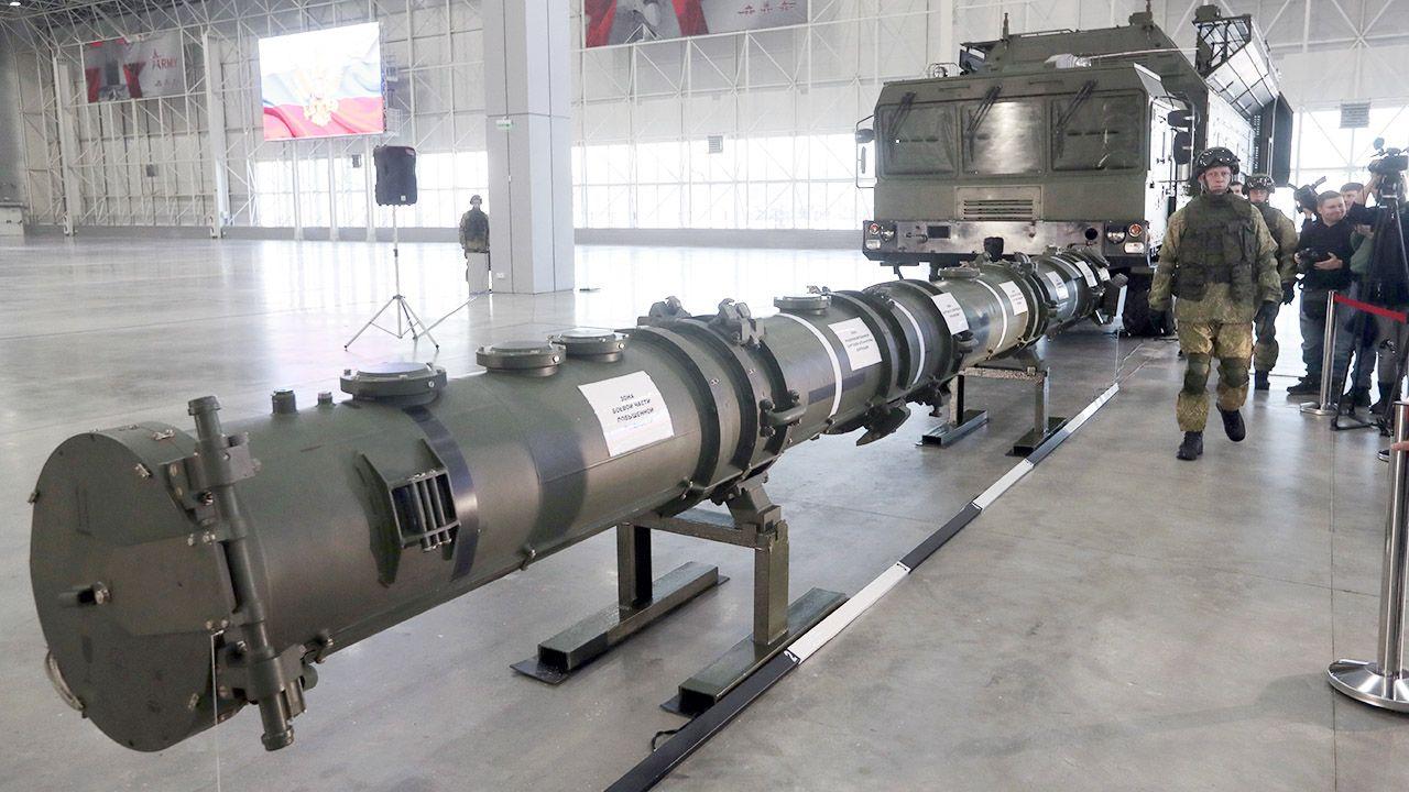 System ma zostać zbudowany na przestrzeni 2019 i 2020 r. (fot. PAP/EPA/SERGEI CHIRIKOV / POOL)