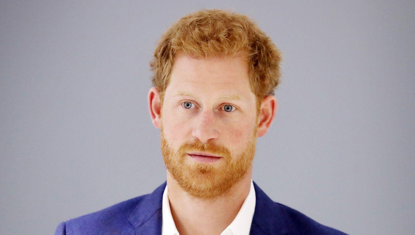 Książę Harry (fot. Chris Jackson - Pool/Getty Images)