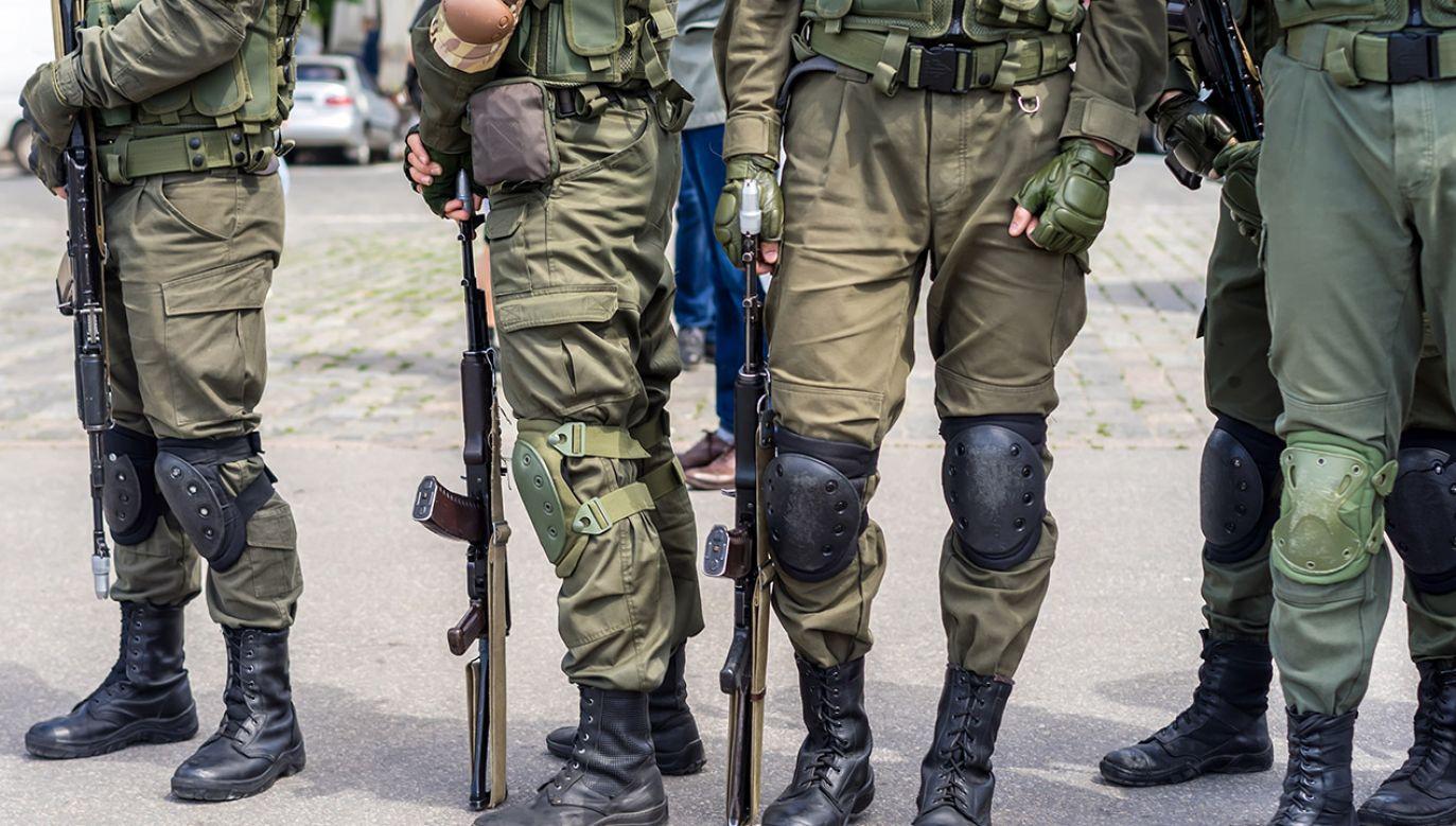 Rosyjscy najemnicy mieli dopuścić się zbrodni w Syrii (fot. Shutterstock)
