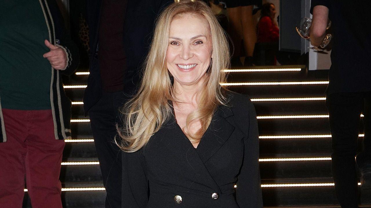 Aktorka Sylwia Wysocka (fot. Forum/Krzysztof Jarosz)