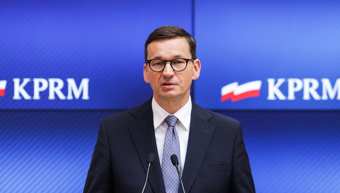 Kryscina Cimanouskaja otrzymała wizę humanitarną (fot. Forum/Andrzej Hulimka)