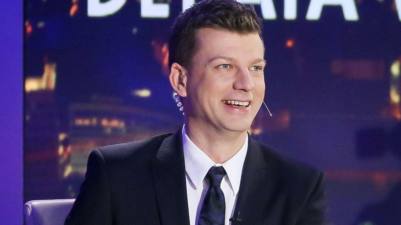 Igor Sokołowski pożegnał się z TVN (fot. arch.PAP/Paweł Supernak)