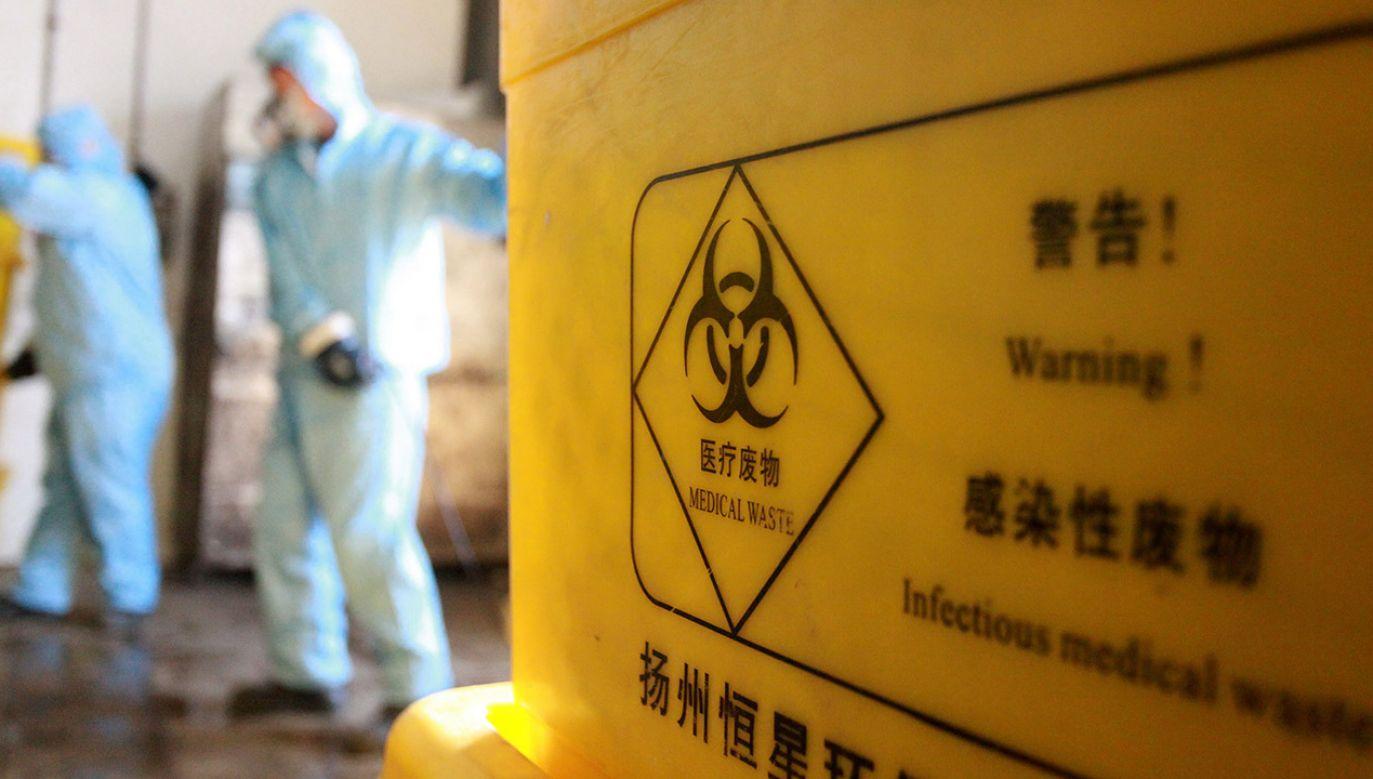W Europie przypadki wirusa stwierdzono we Francji i w Niemczech (fot. PAP/EPA/STRINGER)
