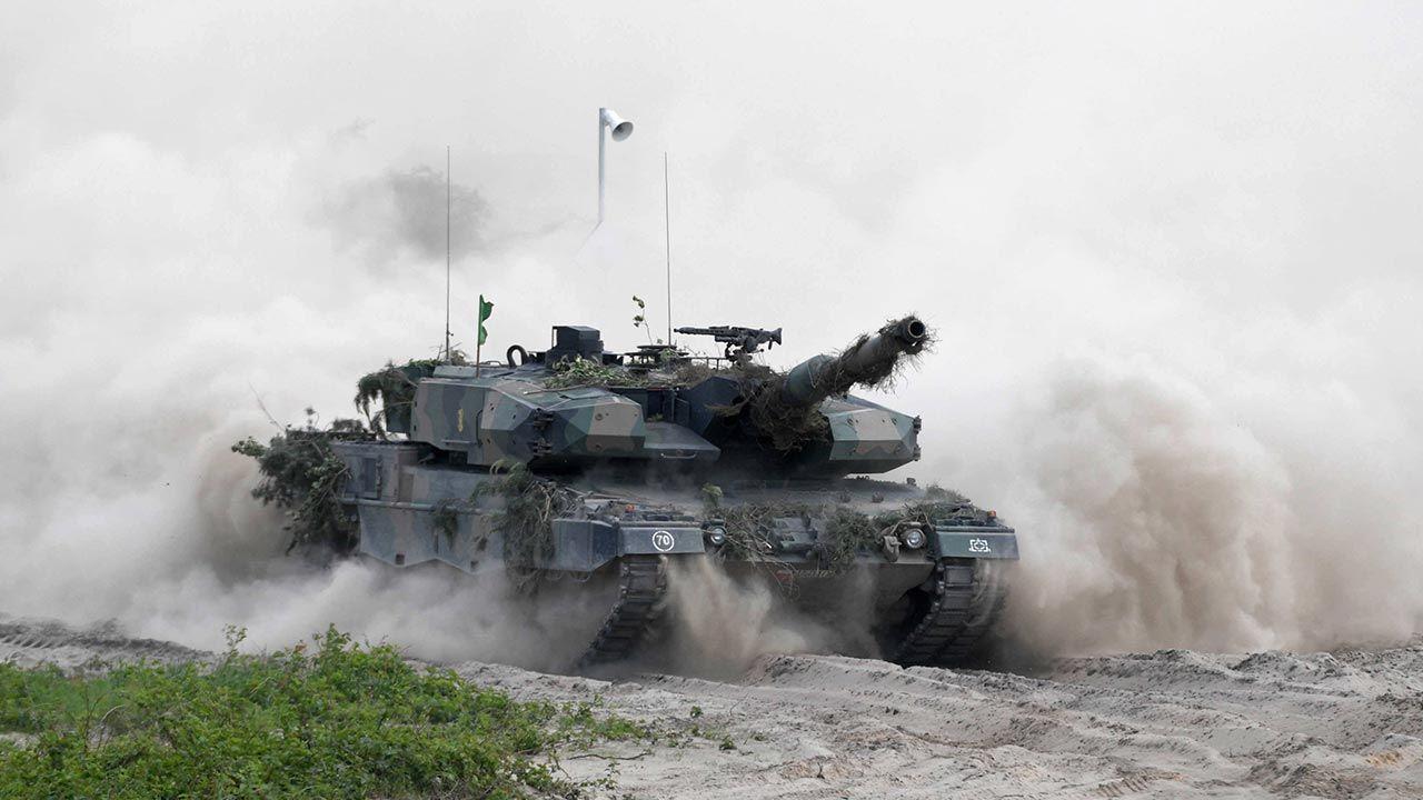 Wojsko Polskie weźmie udział w manewrach wojskowych z Litwą i Ukrainą oraz USA (fot. PAP/Darek Delmanowicz)