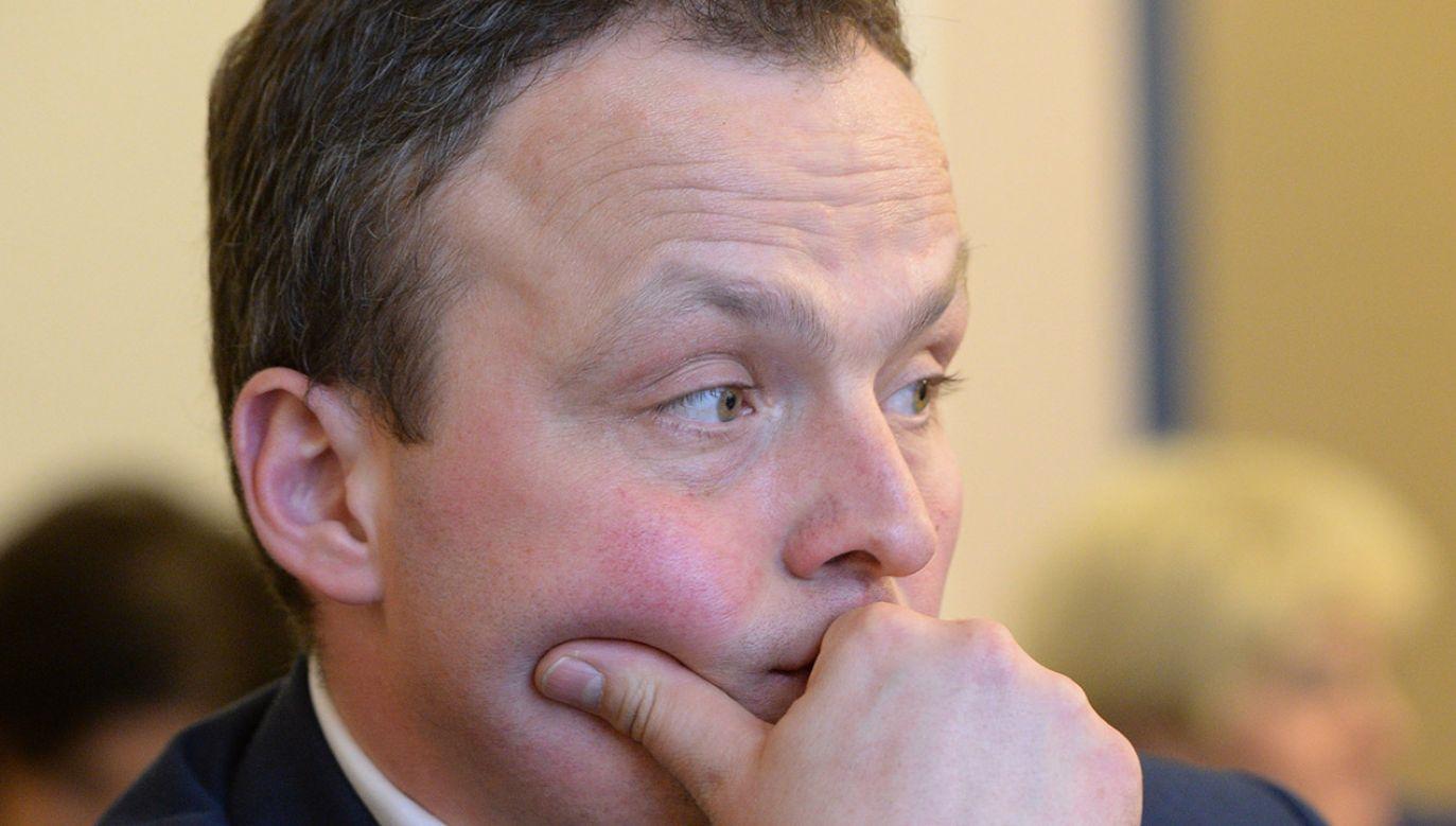 Pogonowski zarządza ABW od listopada 2015 r. (fot. arch.PAP/Jacek Turczyk)