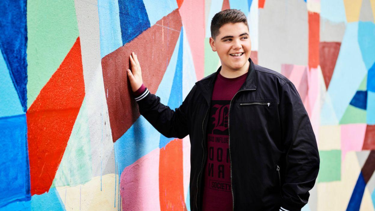 """Australijczycy zdecydowali, że w tym roku ich kraj będzie reprezentował 14-letni Jordan Anthony, który sławę w swoim kraju zdobył dzięki udziałowi w programie """"The Voice"""" (fot. ABC/ Blink TV)"""