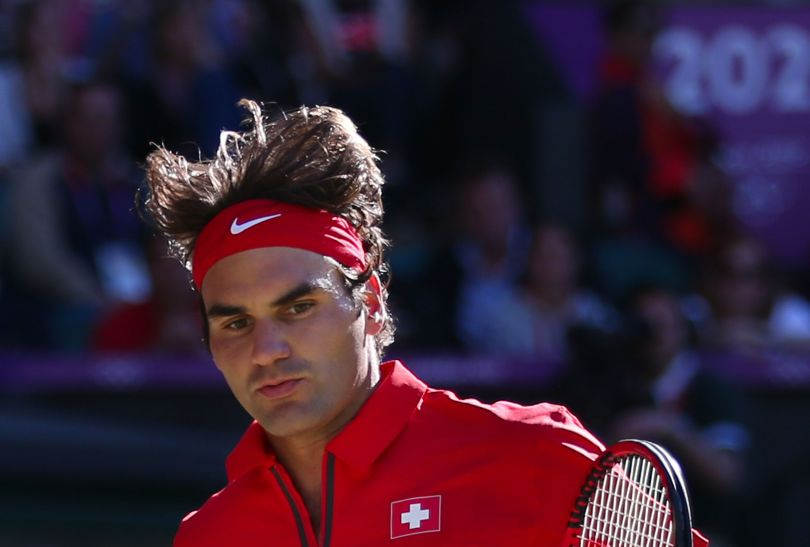 Roger Federer (fot. Getty)