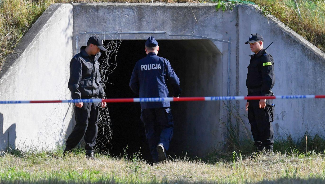 Poszukiwania Dawida Żukowskiego nie ustają (fot. PAP/Piotr Nowak)