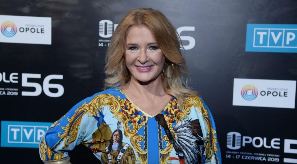 Majka Jeżowska będzie obchodziła w Opolu jubileusz i zaśpiewa z Krystyną Prońko. To będzie 8 minut niezapomnianej rozrywki! (fot. Jan Bogacz/TVP)