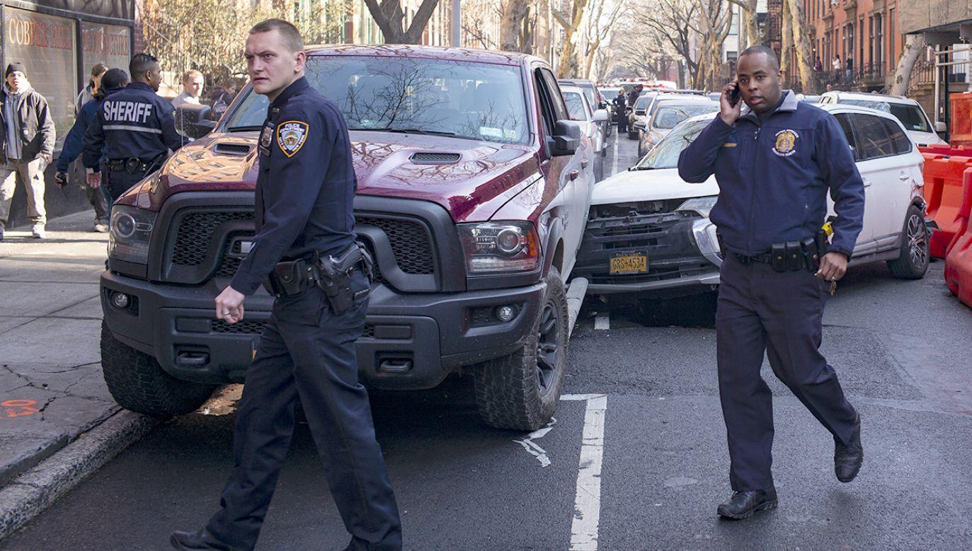 Porwany odnaleziony przez policjantów znał wszystkich napastników (fot. Robert Nickelsberg/Getty Images, zdjęcie ilustracyjne)