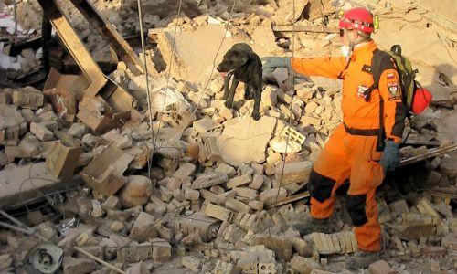 Wstrząs spowodował śmierć ponad 26 tysięcy osób, liczba rannych sięgnęła 30 tysięcy.  Fot. zbiór prywatny Krzysztofa Grucy