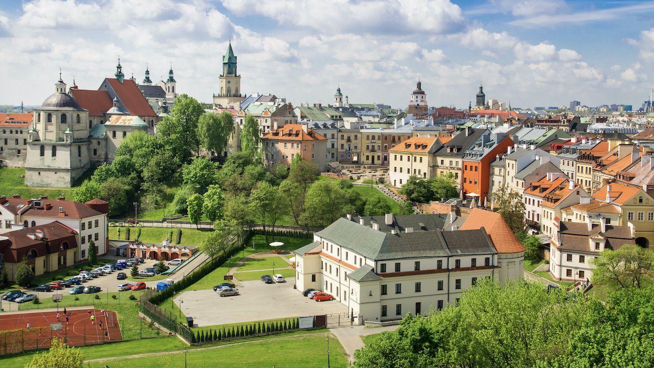 Mieszkańcy Lublina będą mogli aktywnie włączyć się w te działania (fot. Shutterstock/Michal Ludwiczak)