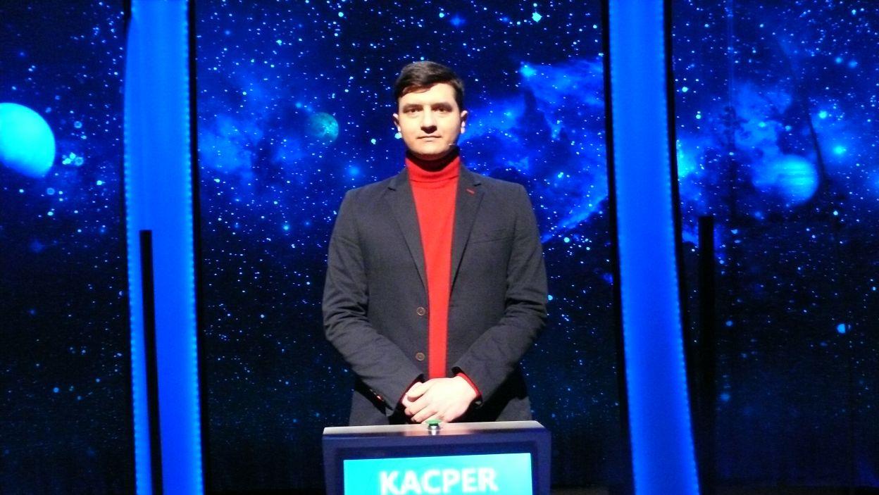 18 odcinek 124 edycji wygrał Pan Kacper Symonowicz