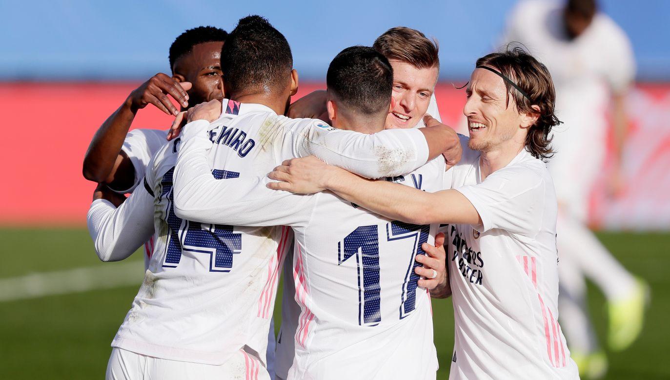 Piłkarze Realu nie będą faworytami środowego starcia (fot. David S. Bustamante/Soccrates/Getty Images)