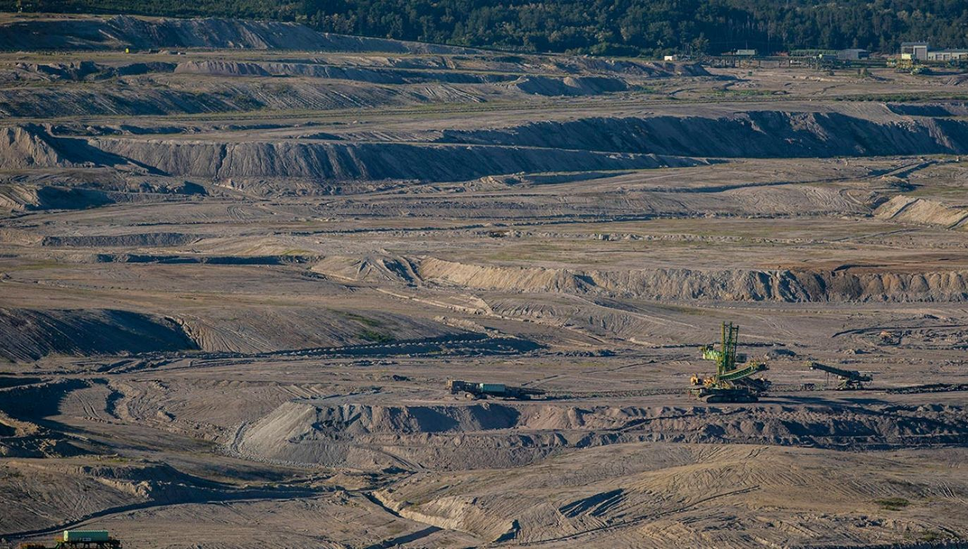 Kopalnia w Turowie (fot. PAP/EPA/MARTIN DIVISEK)
