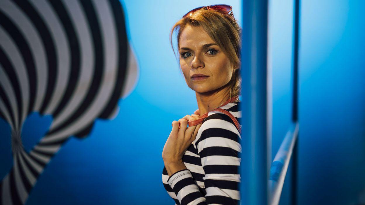 Rolę Anki zagrała Emilia Komarnicka-Klynstra (fot. Stanisław Loba)