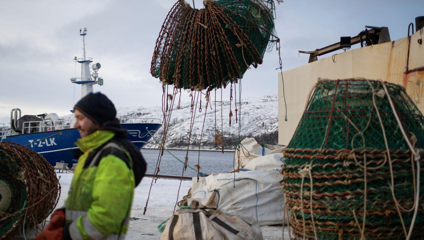 Norweskim członkom załogi armator wypłacał blisko 1000 zł dniówki. Polakom poniżej 500 zł (fot. Reuters/Maxim Shemetov)