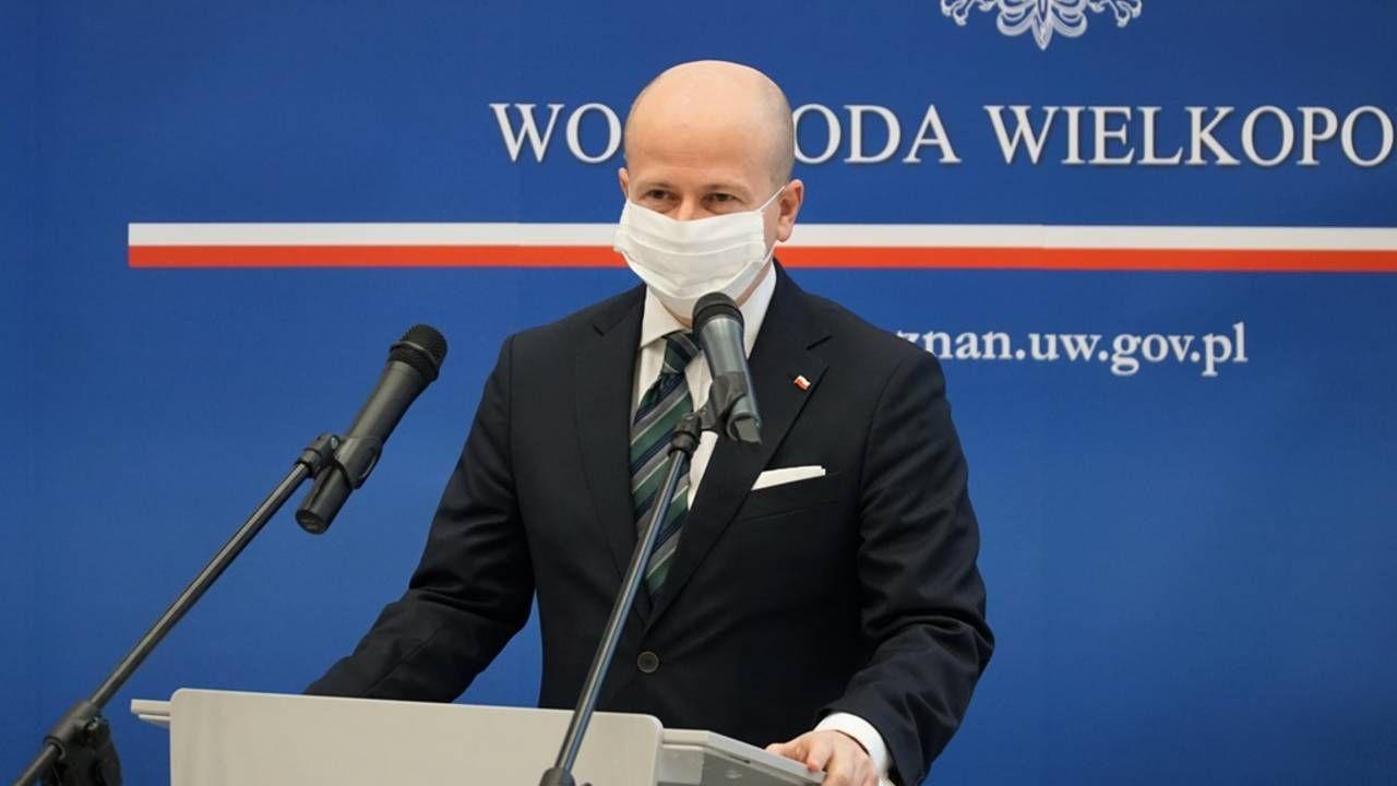 Bartłomiej Wróblewski obiecuje apolityczność (fot. Gov.pl)