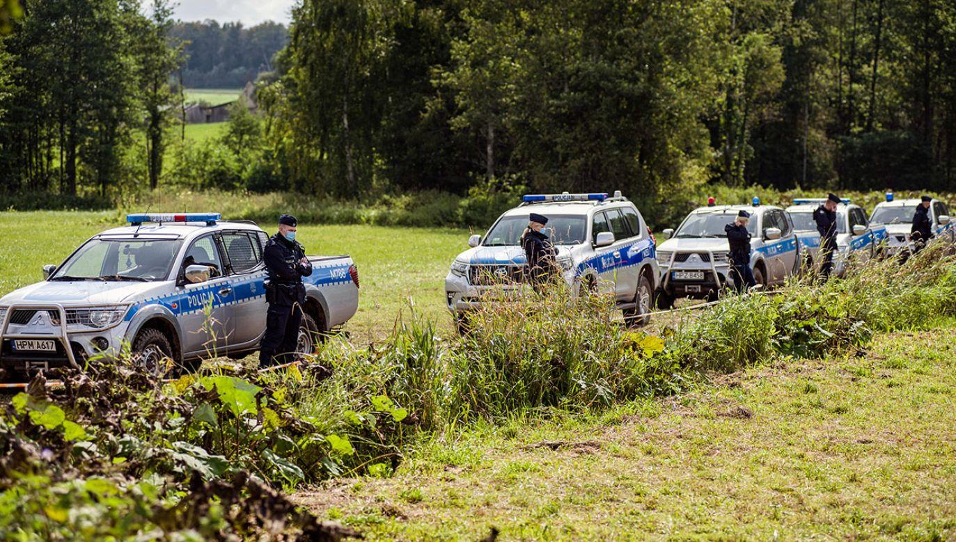 Kryzys na granicy z Białorusią (fot. Attila Husejnow/SOPA Images/LightRocket via Getty Images)