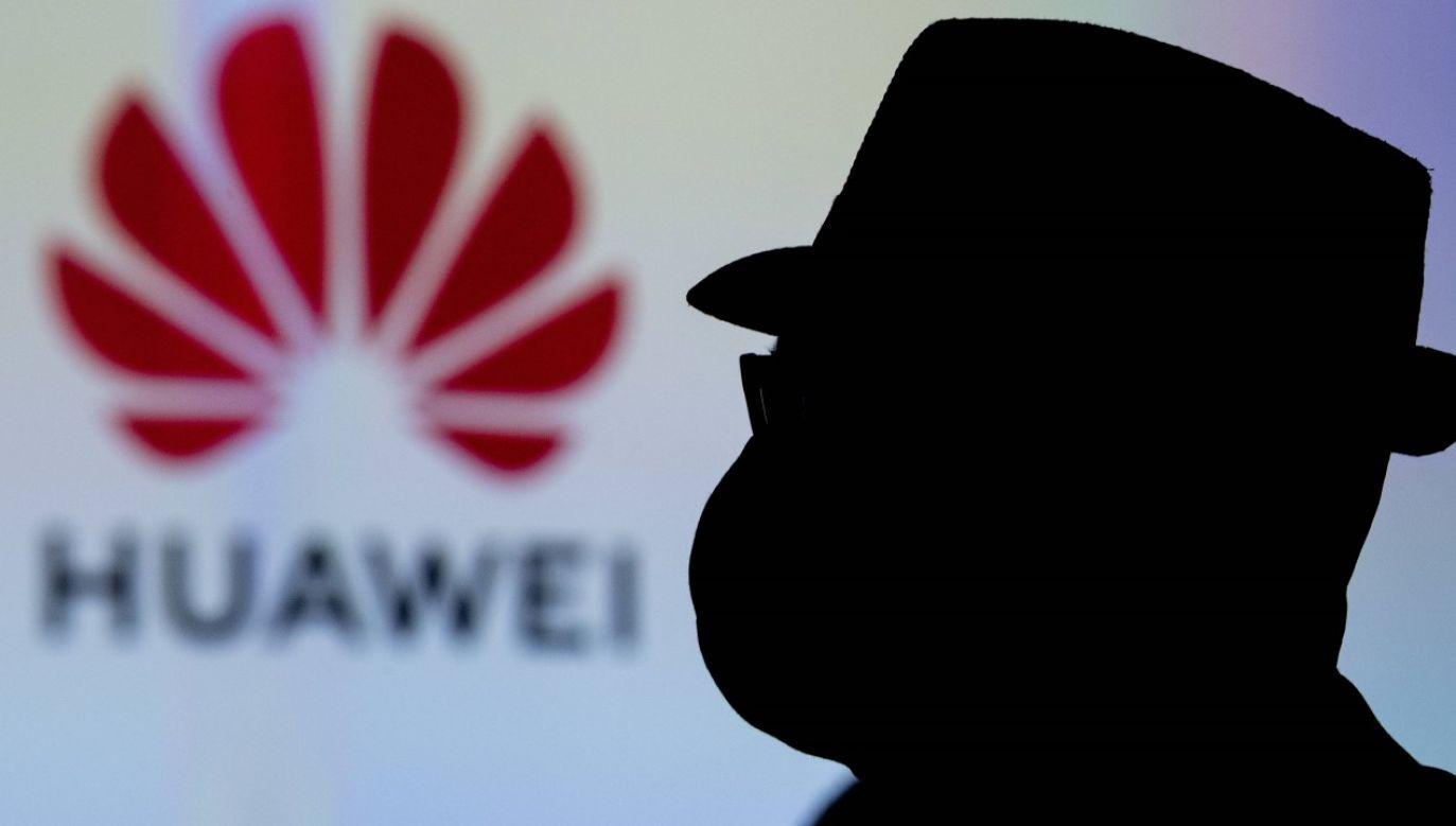Huawei miał nieautoryzowany dostęp z Chin do rdzenia sieci komórkowej KPN (fot. arch. PAP/EPA/FILIP SINGER)