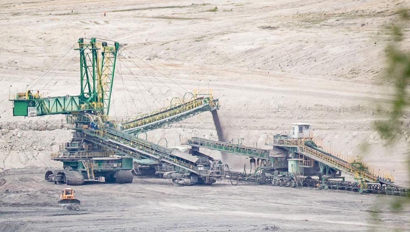 Rozmowy ws. kopalni Turów (fot. Gabriel Kuchta/Getty Images)
