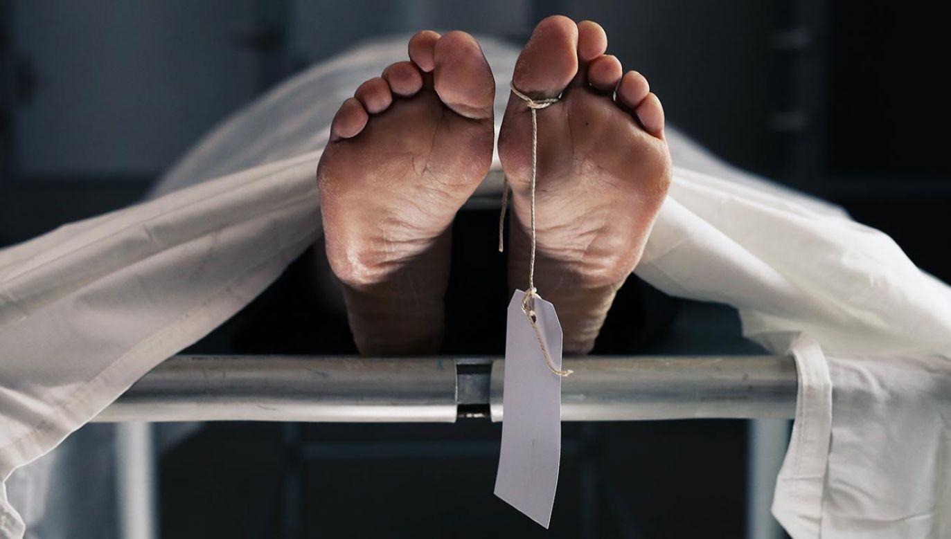 Mężczyzna został oskarżony o morderstwo oraz ukrywanie zwłok (fot. Shutterstock/Skyward Kick Productions)