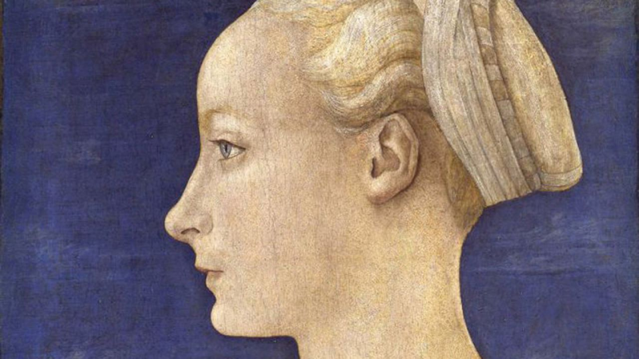 Antonio del Pollaiuolo Portrait of a Young Lady, © National Museums in Berlin, Jörg P. Anders
