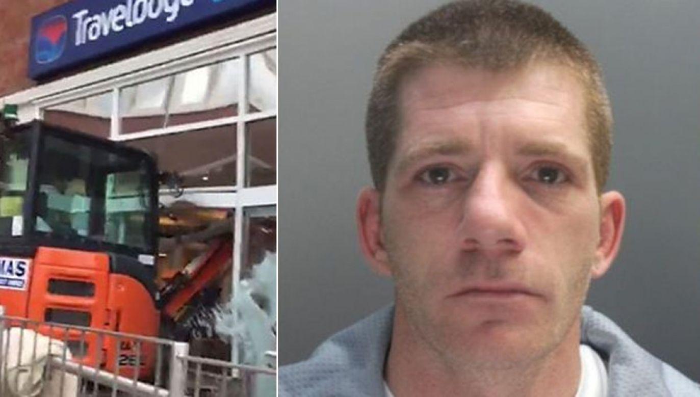 John Manley spowodował straty w wysokości 443 tys. funtów (fot. Merseyside Police/TT)