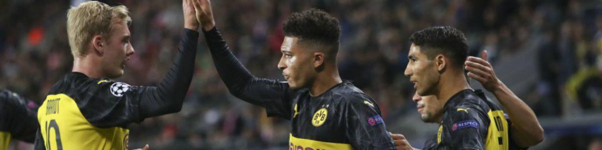 Liga Mistrzów: Inter Mediolan - Borussia Dortmund