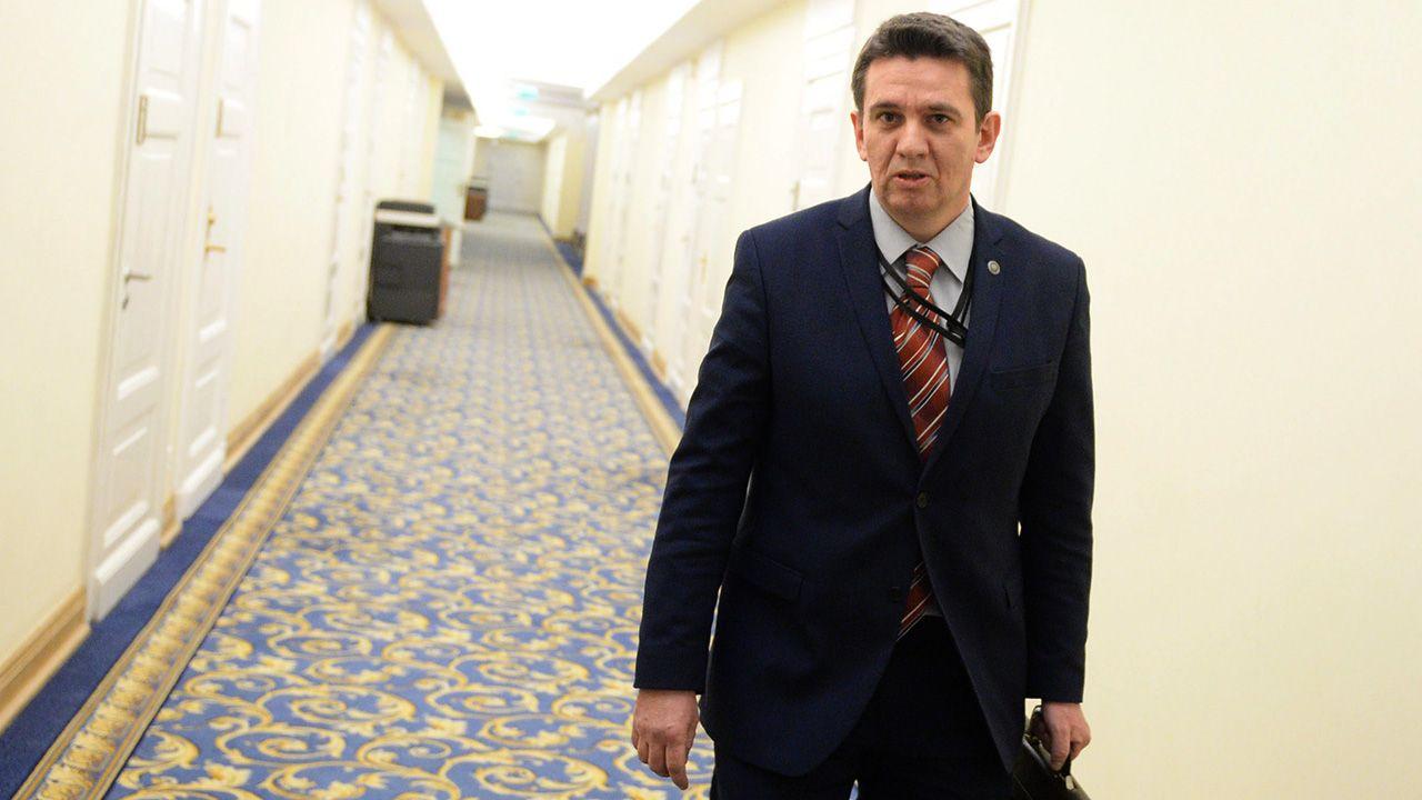 Piotr Bączek funkcję szefa Służby Kontrwywiadu Wojskowego pełnił od listopada 2015 r. (fot. arch.PAP/Jacek Turczyk)