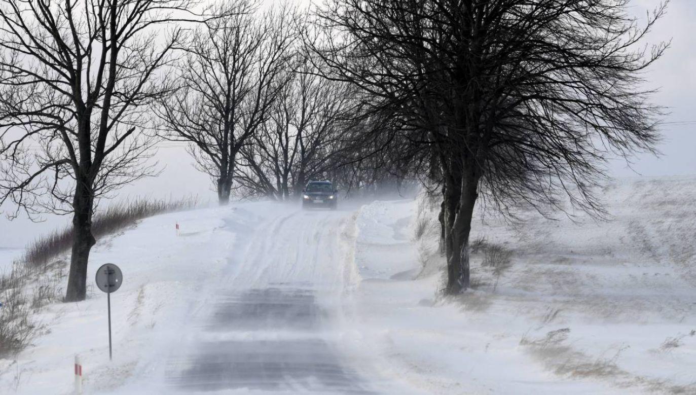 To zima, jakiej dawno nie było (fot. PAP/Darek Delmanowicz)