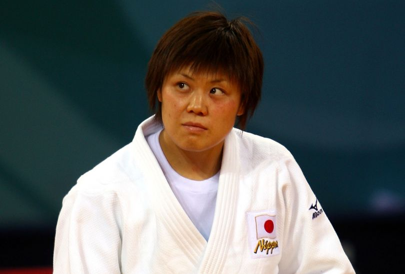 Masae Ueno wygrała w kategorii do 70 kg (fot. Getty Images)