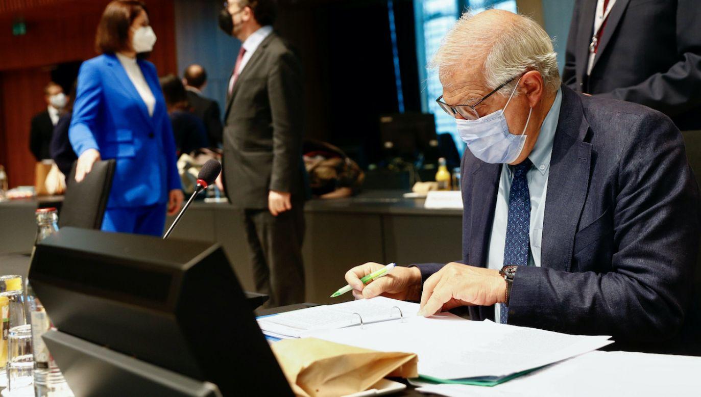 W trakcie spotkania padły deklaracje o konieczności podjęcia kroków na poziomie unijnym (fot. PAP/EPA/JOHANNA GERON)