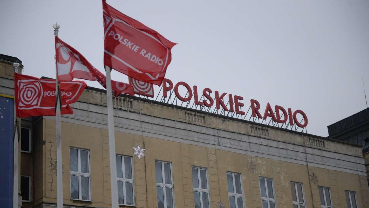 Siedziba Polskiego Radia w Warszawie (fot. arch. PAP/PAP/Jacek Turczyk)