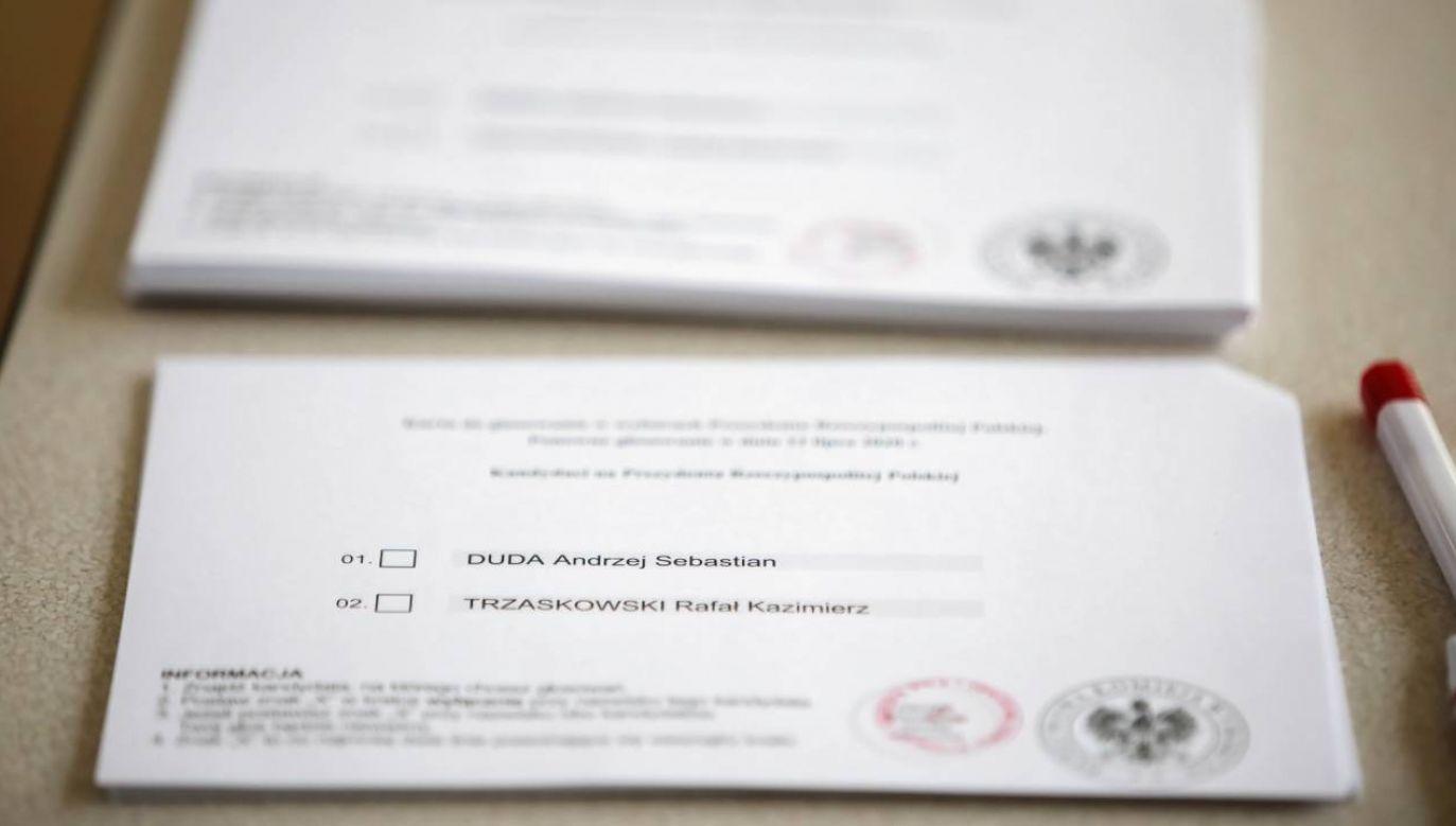 Cisza wyborcza trwa do godz. 21 (fot.PAP/Leszek Szymański)