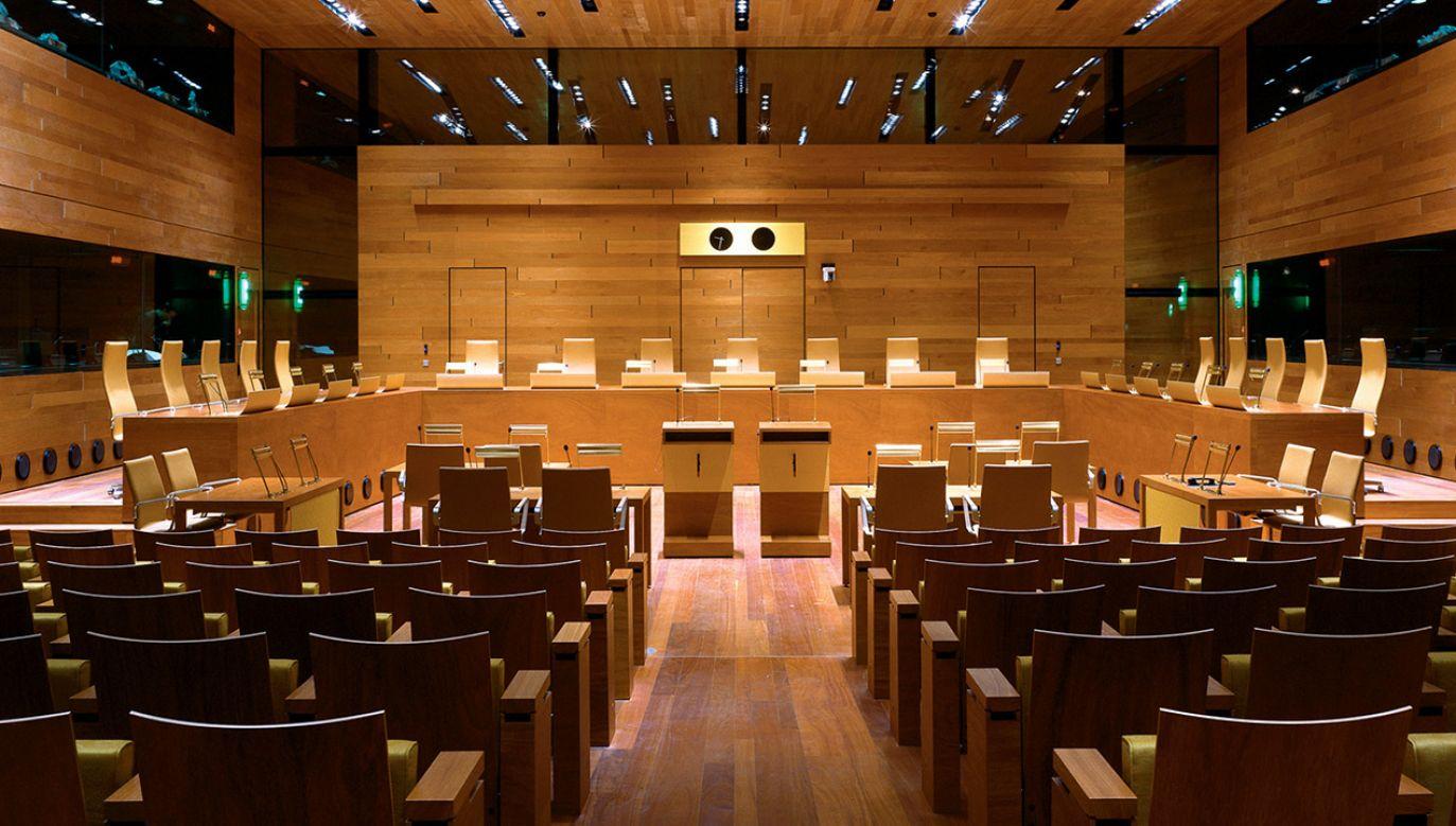 TSUE orzekł, że przepisy polskiego prawa ws. obniżenia wieku przejścia w stan spoczynku sędziów SN są sprzeczne z prawem UE (fot. G.Fessy/CJUE)